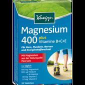 Bild: Kneipp Magnesium 400 Tabletten