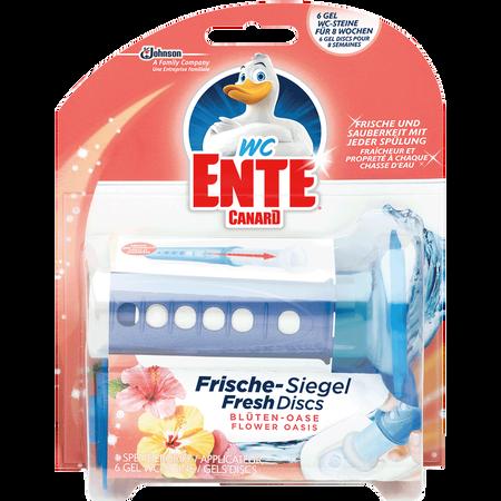 WC-Ente Frische-Siegel Blüten-Oase
