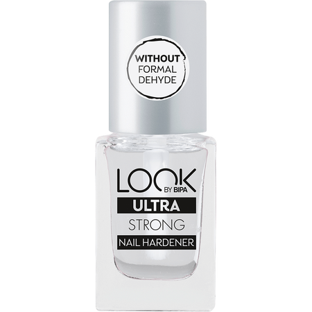 LOOK BY BIPA Ultra Strong Nail Hardener without Formaldehyde