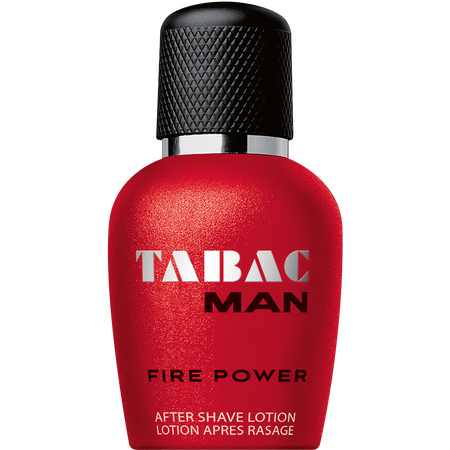 Tabac Man Fire Power Aftershave Lotion