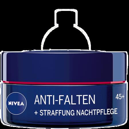 NIVEA Anti-Falten + Straffung Nachtpflege 45+