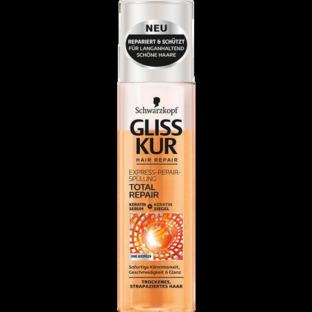 Schwarzkopf GLISS KUR Hair Repair Total Repair Express-Repair-Spülung