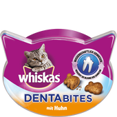 Bild: Whiskas Dentabites mit Huhn