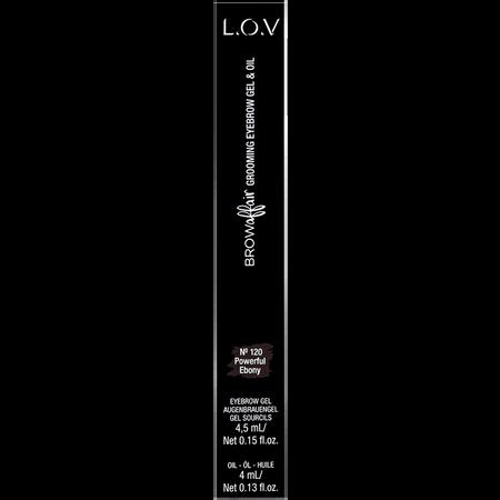L.O.V BROWAFFAIR Grooming Eyebrow Gel & Oil