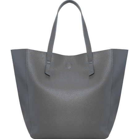 LOOK BY BIPA Shopper Tasche grau
