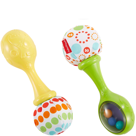 Fisher-Price Babys Rumba-Rasseln