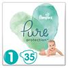 Bild: Pampers Pure Protection Gr. 1 Newborn 2-5 kg