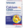 Bild: tetesept: Calcium+D3 1200 Kautabletten