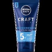 Bild: NIVEA MEN Craft Stylers Definierendes Styling Gel Semi-Matt Finish