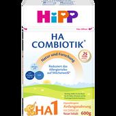 Bild: HiPP Anfangsnahrung Ha Combiotik