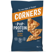 Bild: CORNERS Pop Protein Crisps Cheddar & Onion