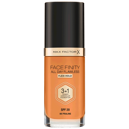 MAX FACTOR Facefinity All day flawless 3in1 Foundation flexi-hold