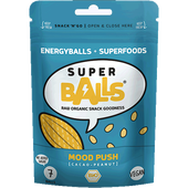 Bild: Super Balls Mood Push Cacao Snack