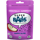 Bild: Super Balls Happy Glow Apple Chia Snack
