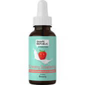 Bild: SHAPE REPUBLIC Creamy Strawberry Functional Flave Drops Beauty