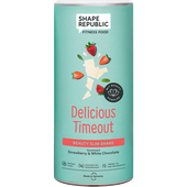 Bild: SHAPE REPUBLIC Delicious Timeout Beauty Slim Shake Strawberry & White Chocolate