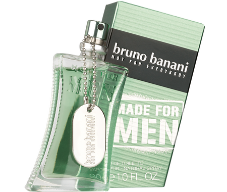 bruno banani Made for Men Eau de Toilette (EdT)