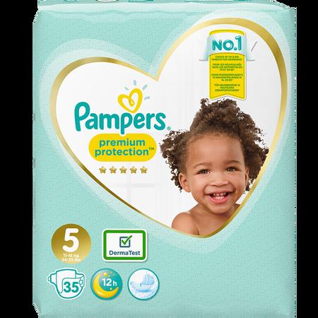 Pampers Premium Protection Gr. 5 (11-16kg) Value Pack