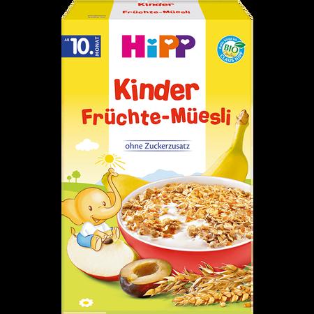 HiPP Kinder Früchte-Müsli