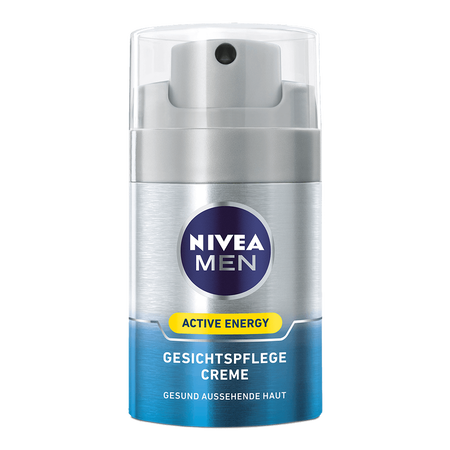 NIVEA MEN Active Energy Gesichtspflege Creme