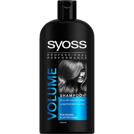 syoss PROFESSIONAL Volumen Lift Shampoo
