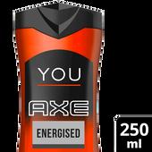 Bild: AXE Duschgel YOU Energised