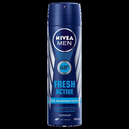 NIVEA MEN Fresh Active Deospray
