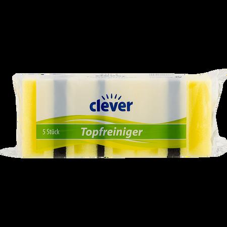 clever Griff-Topfreiniger