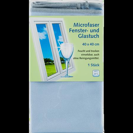 Microfaser Fenster- und Glastuch