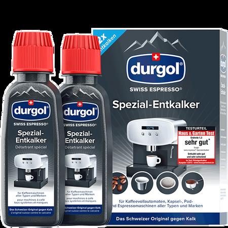 durgol swiss espresso Spezial Entkalker