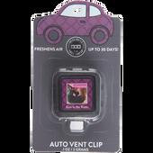 Bild: Bridgewater Candle Company Auto Vent Clip - Autolufterfrischer Kiss in the Rain