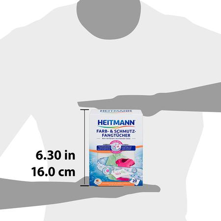 HEITMANN Farb- und Schmutzfangtücher