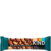 Bild: BE-KIND Dark Chocolate Nuts & Sea Salt Riegel