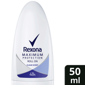 Bild: Rexona Maximum Protection Roll On Clean Scent