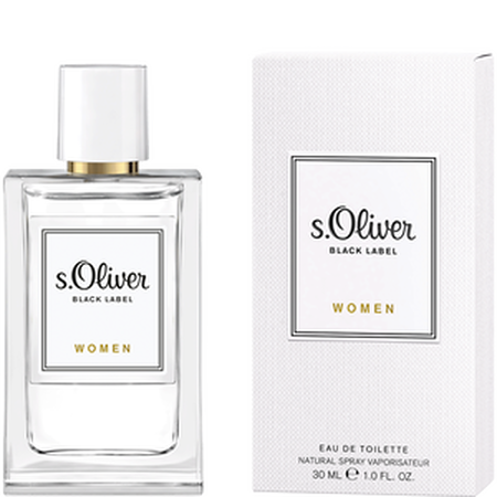 s.Oliver Black Label Women Eau de Toilette (EdT)
