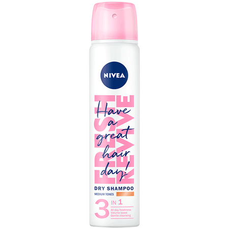 NIVEA Trockenshampoo Fresh Revive Mini Medium