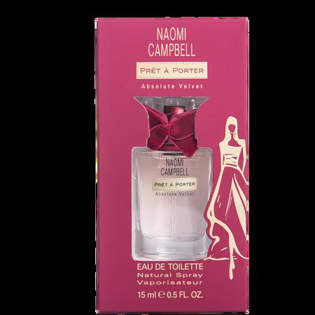 Naomi Campbell Pret a Porter Absolute Velvet Eau de Toilette (EdT)