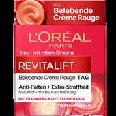 Bild: L'ORÉAL PARIS Revitalift Belebende Crème Rouge Tag