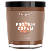 Bild: foodspring Protein Cream Haselnuss