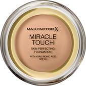 Bild: MAX FACTOR Miracle Touch Skin Perfecting Foundation sand