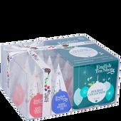 Bild: English Tea Shop Holiday Collection Organic Tee Blau