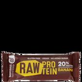 Bild: Bombus Raw Protein Bar Banana