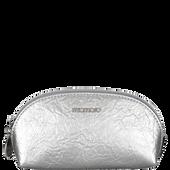 Bild: LOOK BY BIPA Toilettetasche Raffinata Silber