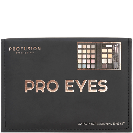 profusion cosmetics Pro Eyes 32 PC Professional Eye Kit