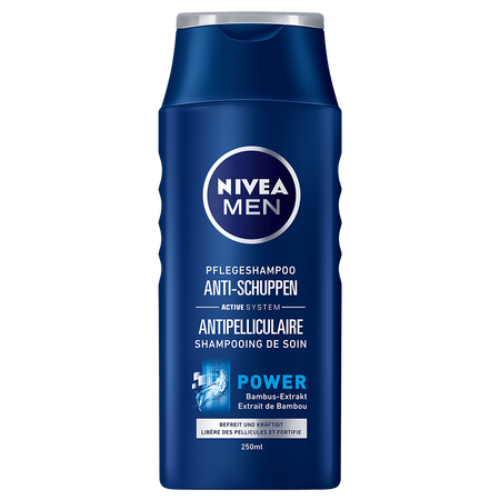 NIVEA MEN Power Shampoo Anti-Schuppen