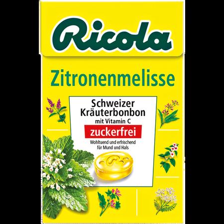 Ricola Zitronenmelisse Schweizer Kräuter-Bonbons