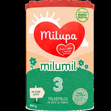 Milupa Milumil 3 Folgemilch