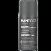 Bild: MANFOOT Deodorant für Schuhe und Füsse