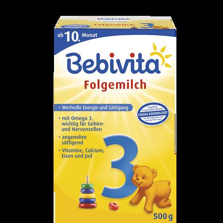 Bebivita Folgemilch 3