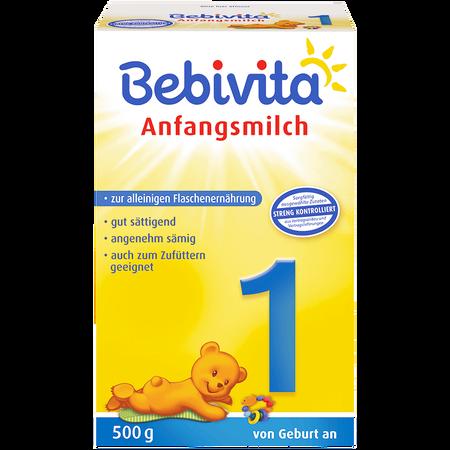 Bebivita Anfangsmilch 1